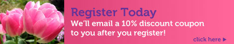 New Customer Registration Offer - Click to Register